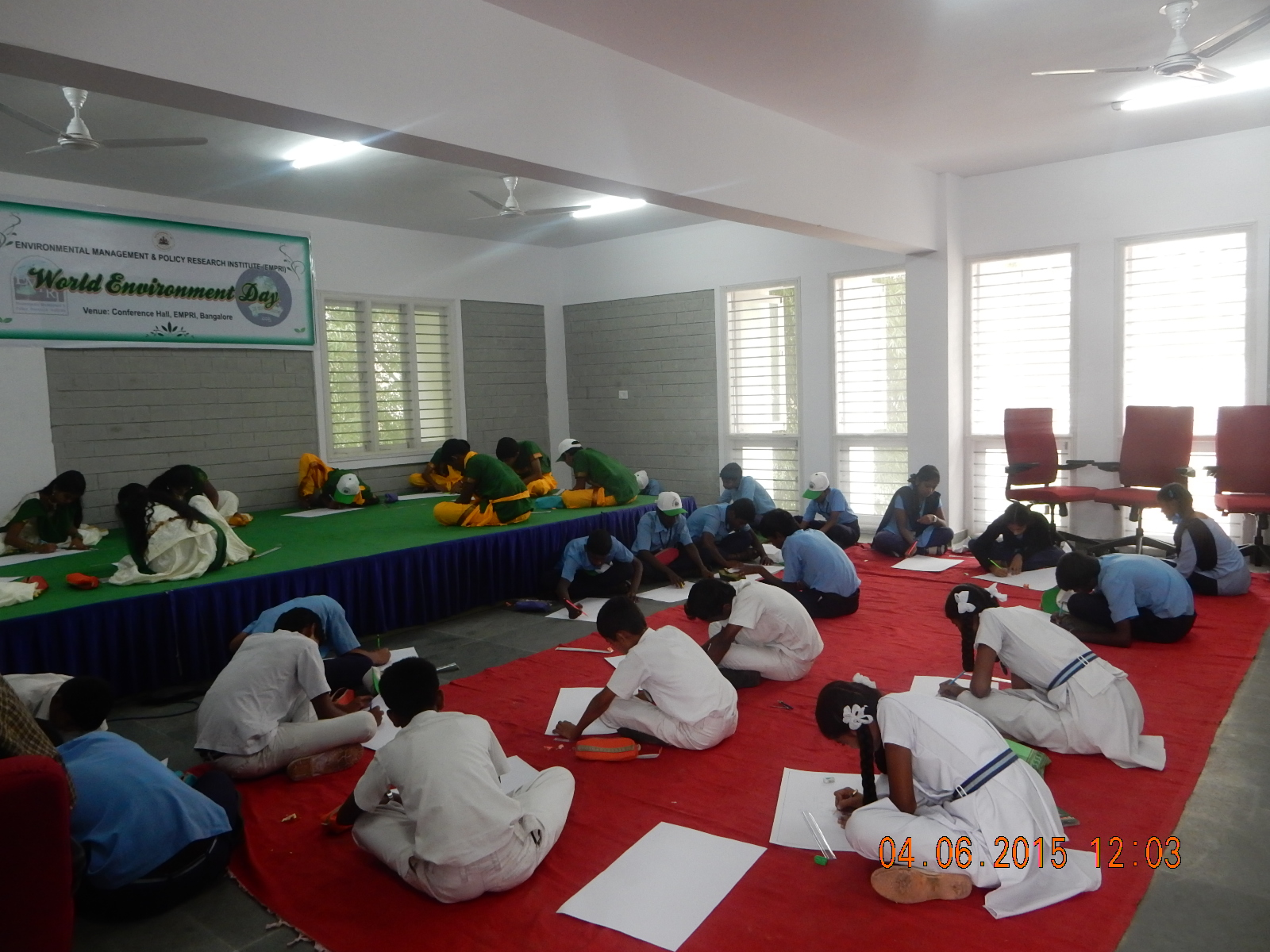 Environment Day Drawing Competition