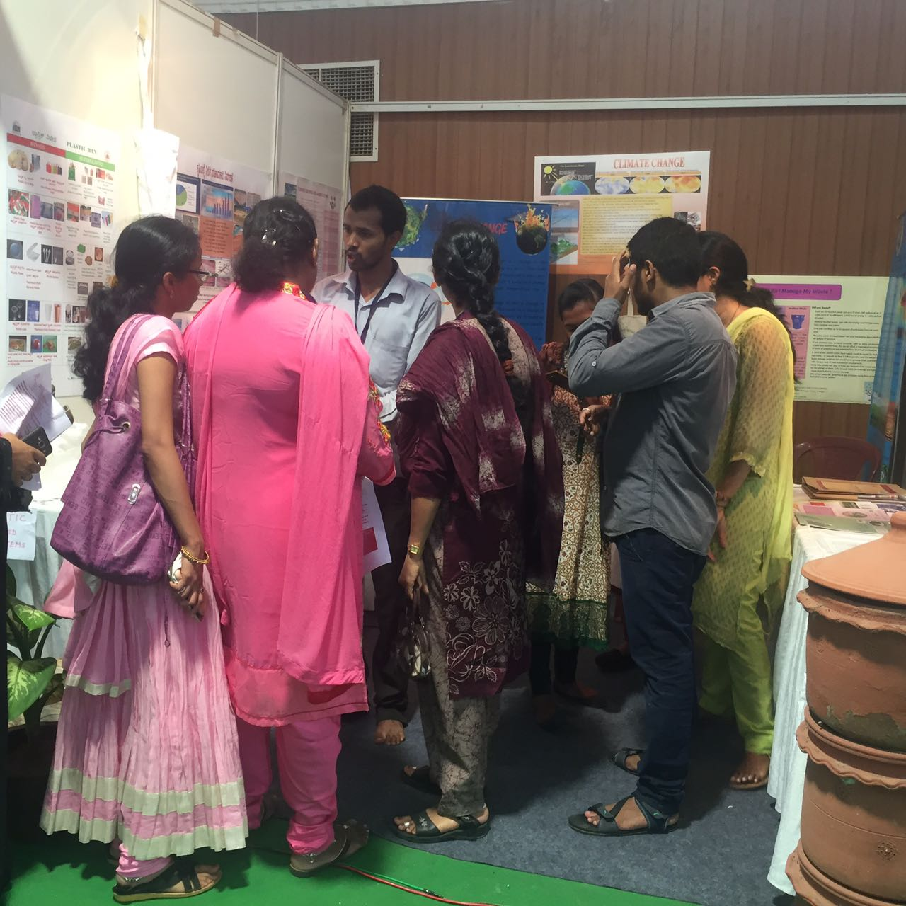 RDPR Exhibition on 2nd October