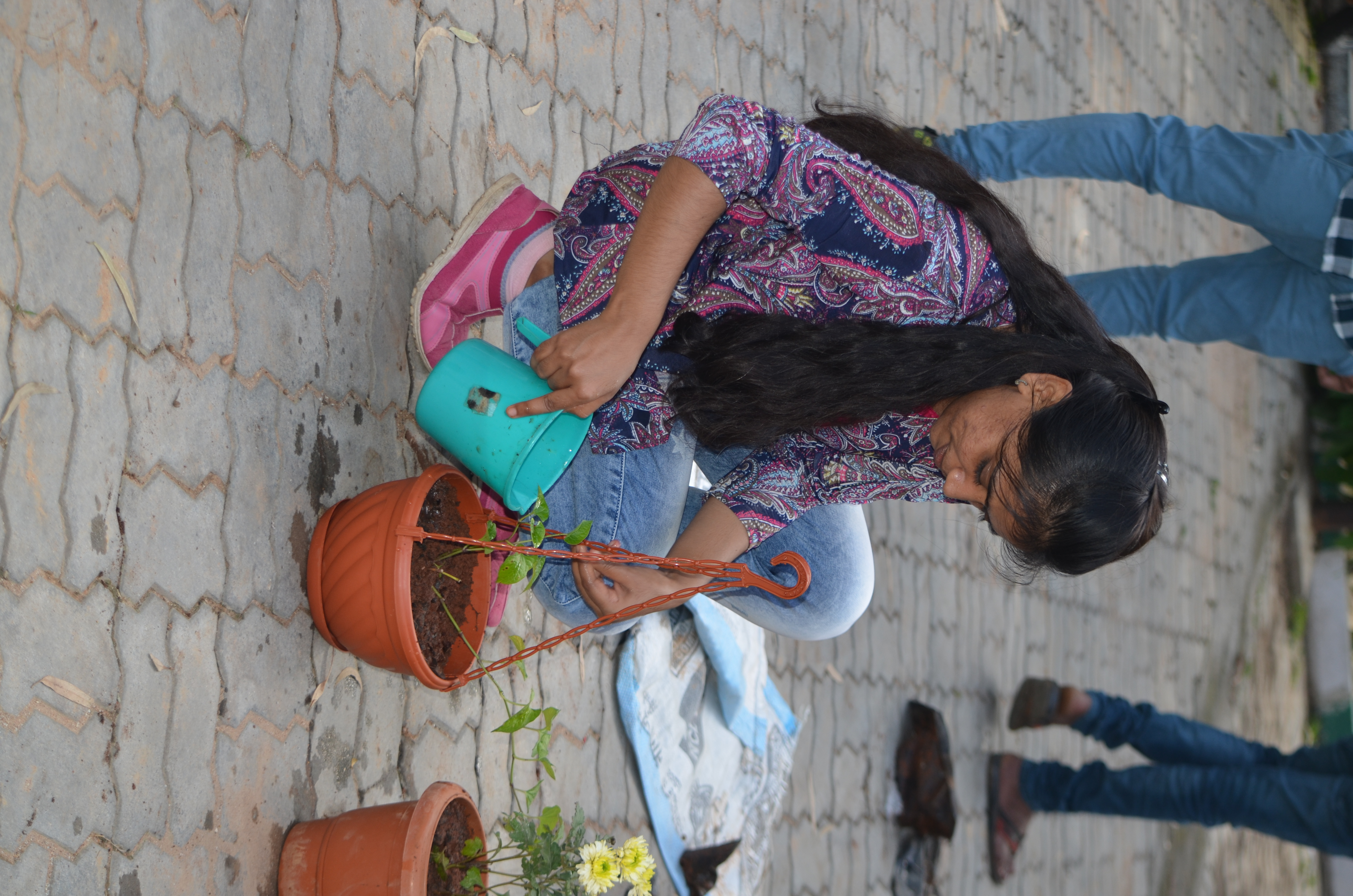 Terrace Gardening Workshop